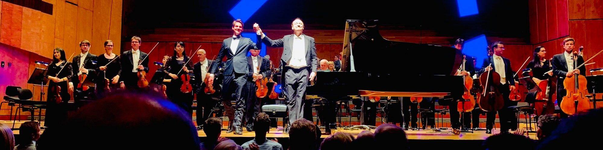 Maximilian Schairer © KKL Liederhalle ● Stuttgarter Philharmoniker mit Jan Willem de Vriend 2019